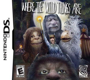 Where The Wild Things Are - DS - Used