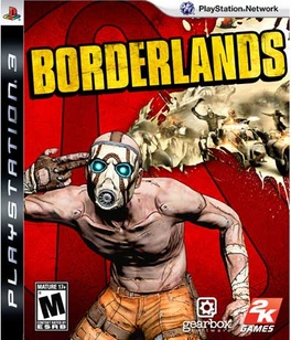 Borderlands - PS3 - Used