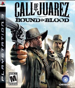 Call Of Juarez:Bound In Blood - PS3 - Used