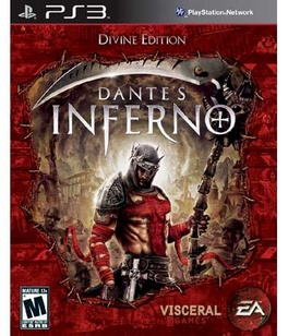Dantes Inferno Divine Edition - PS3 - Used