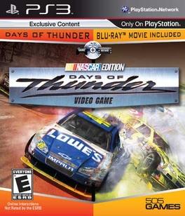 Days Of Thunder Hybrid - PS3 - Used