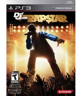 Def Jam Rapstar (software) - PS3 - Used