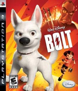 Disney Bolt - PS3 - Used