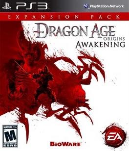 Dragon Age Origins Awakening Expansion Pack - PS3 - Used