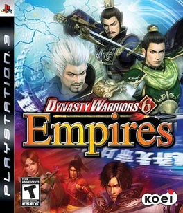 Dynasty Warriors 6 Empires - PS3 - Used