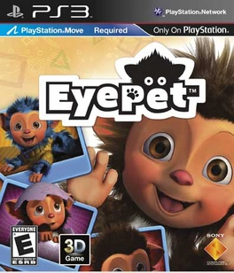 Eyepet - PS3 - Used