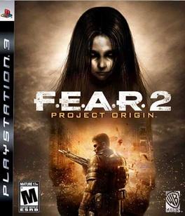 Fear 2:Project Origin - PS3 - Used