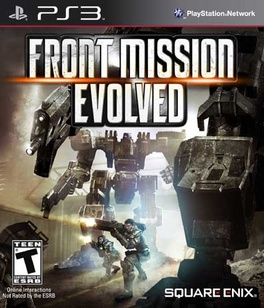Front Mission Evolved - PS3 - Used