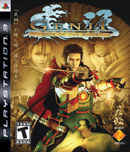 Genji: Days Of The Blade - PS3 - Used
