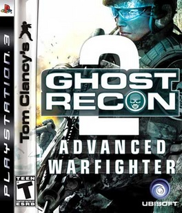 Ghost Recon Advanced Warfighter 2 - PS3 - Used