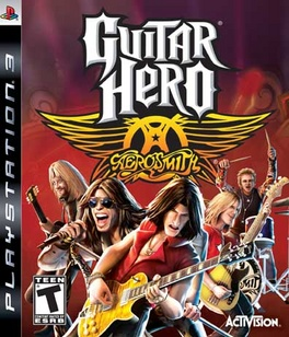 Guitar Hero Aerosmith (software only) - PS3 - Used