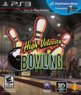 High Velocity Bowling - PS3 - Used