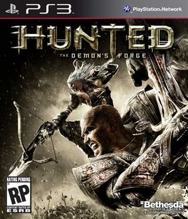 Hunted: The Demon's Forge - PS3 - Used