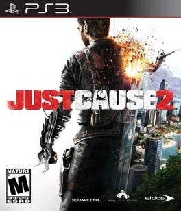Just Cause 2 - PS3 - Used