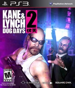 Kane & Lynch 2: Dog Days - PS3 - Used