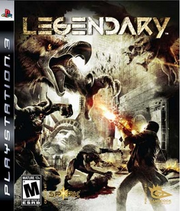 Legendary - PS3 - Used