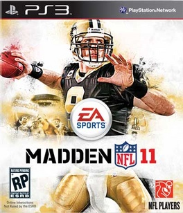Madden NFL 11 - PS3 - Used