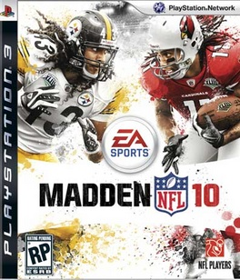 Madden NFL 2010 - PS3 - Used