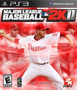 Major League Baseball 2K11 - PS3 - Used