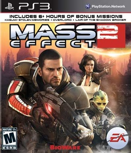 Mass Effect 2 - PS3 - Used