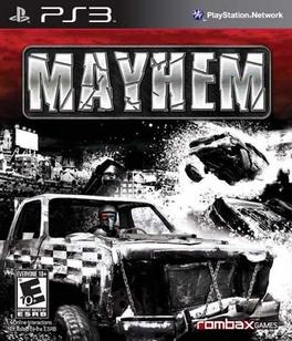Mayhem 3D - PS3 - Used