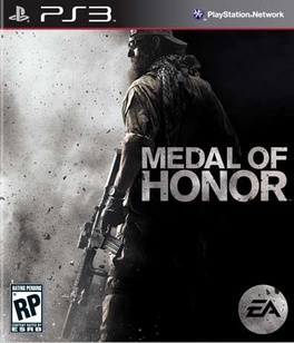 Medal of Honor Limited Edition - PS3 - Used