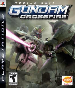 Mobile Suit Gundam Crossfire - PS3 - Used