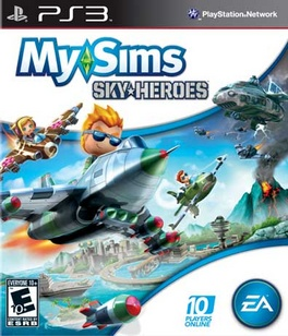My Sims Sky Heroes - PS3 - Used