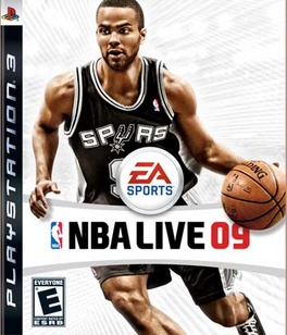 NBA Live 09 - PS3 - Used