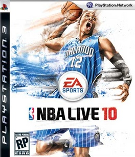 NBA Live 10 - PS3 - Used