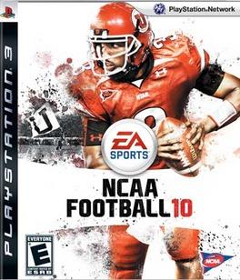 NCAA Football 10 - PS3 - Used