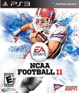 NCAA Football 11 - PS3 - Used