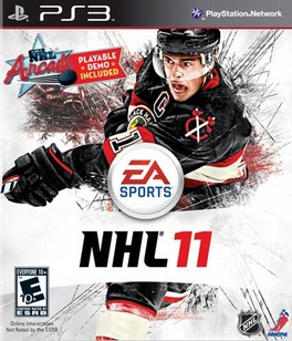 NHL 11 - PS3 - Used