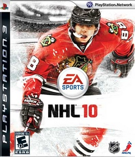NHL 2010 - PS3 - Used
