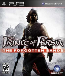 Prince Of Persia Forgotten Sands - PS3 - Used
