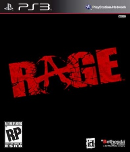 Rage - PS3 - Used
