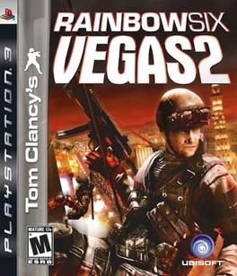 Rainbow Six Vegas 2 Tom Clancys - PS3 - Used