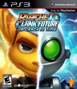 Ratchet & Clank: Crack In Time - PS3 - Used