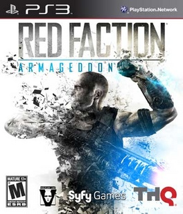 Red Faction Armageddon - PS3 - Used