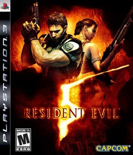 Resident Evil 5 - PS3 - Used