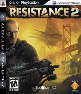 Resistance 2 - PS3 - Used