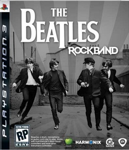 Rock Band Beatles - PS3 - Used
