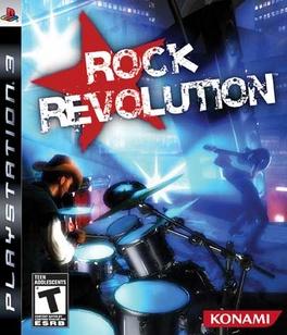 Rock Revolution - PS3 - Used