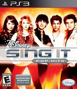 Sing It Pop Hits - PS3 - Used