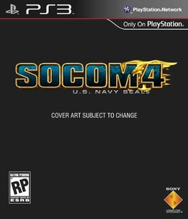 SOCOM 4:US Navy Seals - PS3 - Used