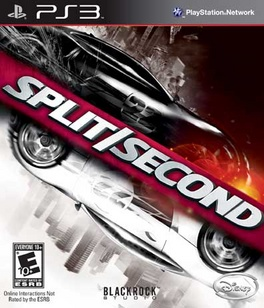 Split Second - PS3 - Used