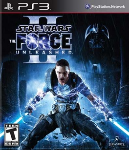Star Wars The Force Unleashed II - PS3 - Used