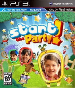 Start The Party - PS3 - Used