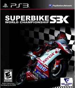 Super Bike World Championships SBK - PS3 - Used