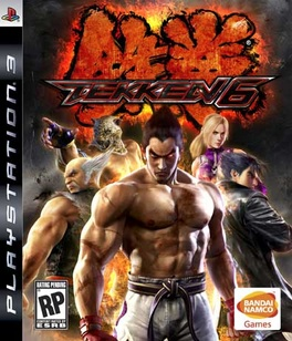Tekken 6 - PS3 - Used